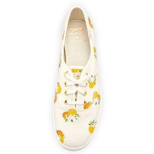 New RARE Kate Spade x Keds Blossom Sneakers 6